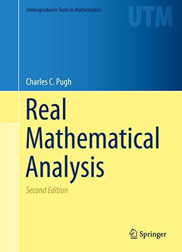 Real Mathematical Analysis (Undergraduate Texts in Mathematics) (English Edition)