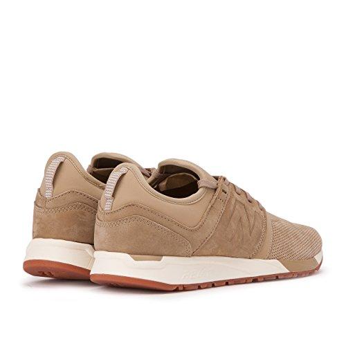 New Balance 247 Herren Sneaker Schwarz hemp/vert