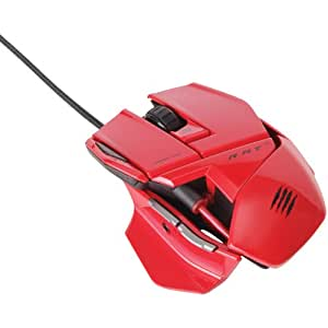 Mad Catz R.A.T.3 Gaming Maus, 3500dpi, PC und MAC