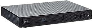 LG BP556 3D Blu-ray Player (WLAN, Smart TV, DLNA, Upscaler 1080p, LAN, USB) schwarz