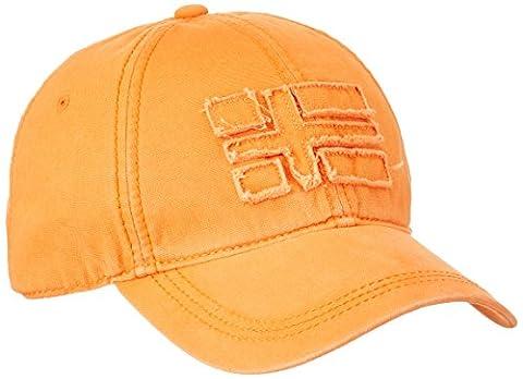 Napapijri Herren Baseball Cap Florida Gelb (Apricot Y49), One size