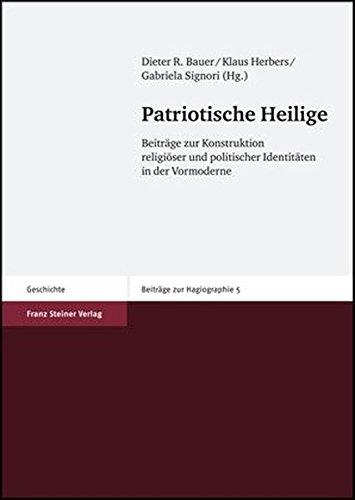 (Beitraege Zur Hagiographie) (Beitrage Zur Hagiographie, Band 5) ()