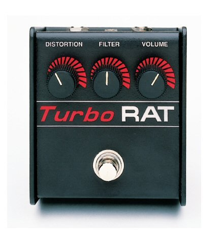 Proco Turbo Consiglio Distortion/Pedale Overdrive - Boss Turbo Overdrive