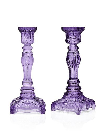antiqued-10-amyst-candle-stick-pair-by-godinger