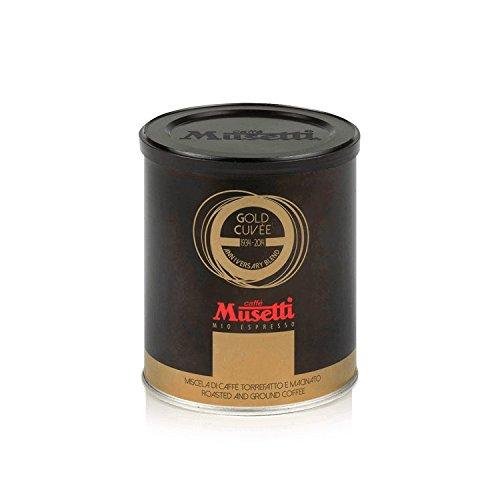 Lattina di caffè macinato miscela Gold Cuvée 250 g