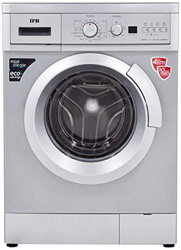 IFB 7 kg Fully-Automatic Front Loading Washing Machine (Serena Aqua...