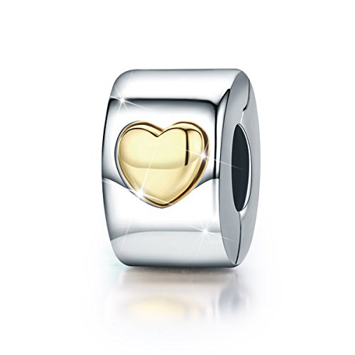 lip Charm Bead für DIY Love you Forever 925 Sterling Silber Bead Charm für European Armband BJ09005