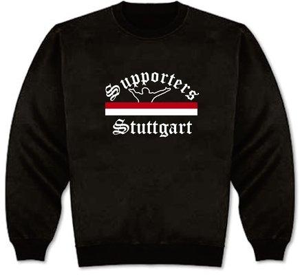 World of Football Sweat Supporters-Stuttgart - XL