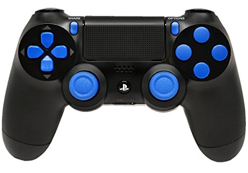 Blau Out PS4 Rapid Fire Modding Controller, Funktioniert mit Allen Spiele, Cod, Rapid Fire, Dropshot, Mehr - Of Duty Spiele Call