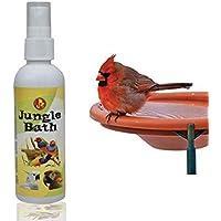 Pet Care International (PCI) Jungle Bath Spray to Provide Healthy Feathers for Healthy Bird Bath Healthcare (100ml)