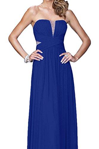 Missdressy -  Vestito  - plissettato - Donna blu royal
