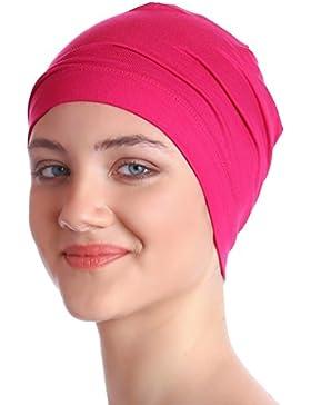 Algodón Unisex de apagado tapa para quimio, pérdida de pelo de | Función de apagado tapa para pantalones de deporte...