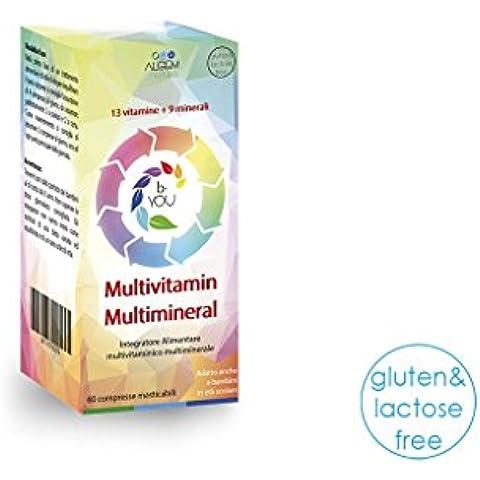 b.You Multivitamin Multimineral - 60 compresse da 700 mg