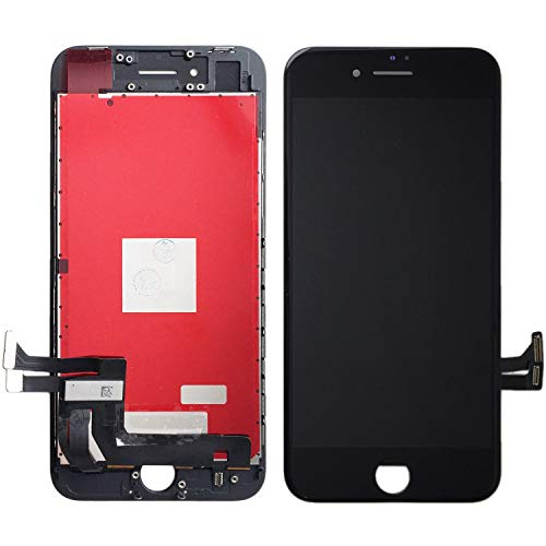 LCD Display 4.7 Zoll kompatibel mit iPhone 8 Komplett Einheit Touch Panel (schwarz) - Panel-display-einheit