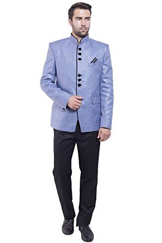 Wintage - Blazer - Homme Bleu - Ozean Blau