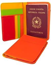 mywalit Passport Cover Passetui Leder 14 cm