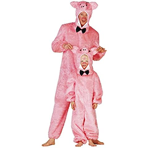 Stekarneval - Disfraz de pantera rosa unisex, talla 52 (589152)