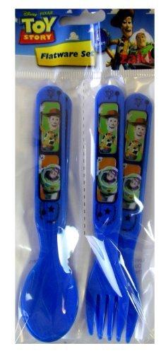 Toy Story Set di posate-Disneys Toy Story Set di posate (4pieces) [Toy]