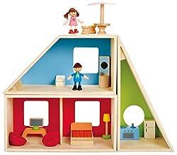 Hape Happy Family - Geometrics Play House