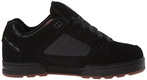 DVS Shoes Militia Snow, Scarpe da Corsa Uomo Black