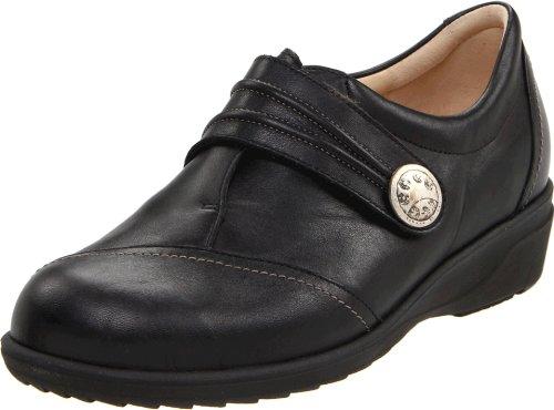 Finn Comfort GmbH, Galway, noir, Noir - Noir, 6 Noir - Noir