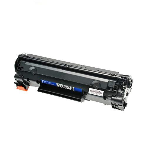 Toner kompatibel für Canon Cartridge 728 Fax L-150 170 410 MF-4400 4410 4430 4450 4500 4550 4570 4580 4700 4730 4750 4770 4780 4800 4820 4870 4880 4890 D DN DW N W - 3500B002 - Schwarz 2100 Seiten -
