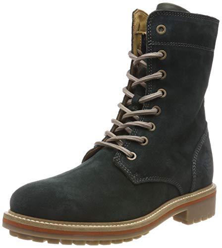 GANT Footwear Damen Natalie Biker Boots, Grün (Pine Green G761), 38 EU