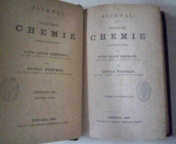 Neues Meteoreisen von Mexiko: JOURNAL FÜR PRAKTISCHE CHEMIE 105 (1868)