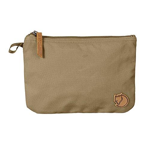 Fjällräven Utensilientasche Gear Pocket Tasche, Sand, 21.5 x 15.5 x 2 cm, 0.5 Liter