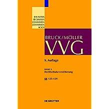 VVG: Rechtsschutzversicherung §§ 125-129 (Großkommentare der Praxis)