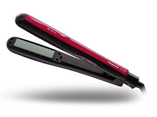 Panasonic EH-HS95 Hair Straightener with nanoeTM Technology for visibly improved shine on your hair