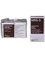 BW EPA SET Outdoor Kekse + NRG-5 Notverpflegung (Grundpreis 1,59 eur /100g)