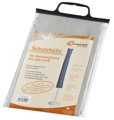 Schneider Schutzhülle für Sonnenschirm, silbergrau