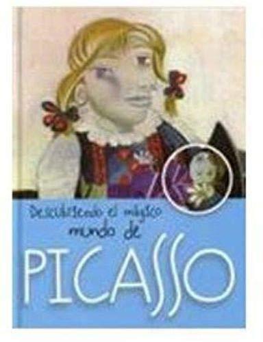 Descubriendo El Magico Mundo De Picasso (Y Ahora Los Ninos) por Maria J. Jorda