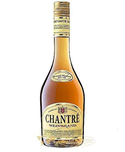 Chantrè deutscher Weinbrand 1,0 Liter