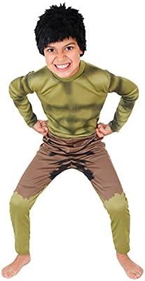 Rubie`s - Disfraz infantil de Hulk (881318-L)