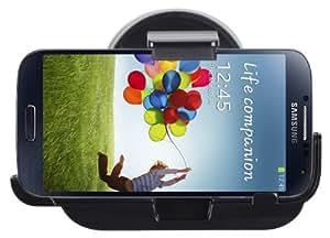 Donzo CH-SGS4 Aktiv Kfz Halterung für Samsung Galaxy S4 GT-I9500/GT-I9505 schwarz