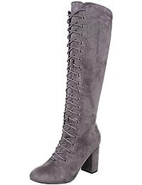 super popular 31e68 7c023 Suchergebnis auf Amazon.de für: stiefel grau: Schuhe ...