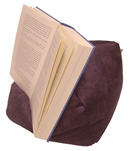 LESEfit soft antirutsch Lesekissen, Tablet Kissen, echter Sitzsack für iPad * Buch & eReader...