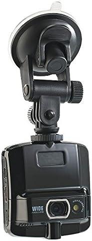 NavGear Kfz Dashcams: HD-Dashcam MDV-2350 mit G-Sensor, 2,4