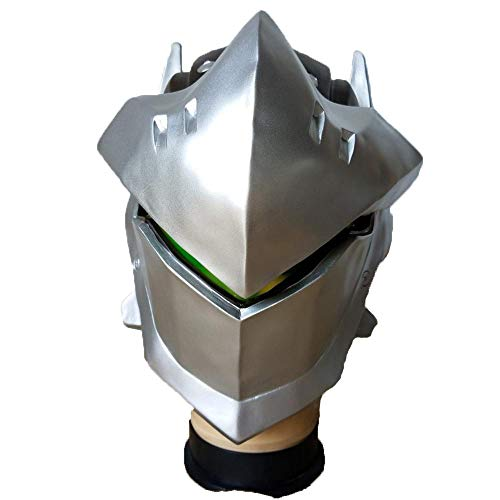 LXIANGP Harz Maske Uhr Helm Cos Quelle Maske Pionier Eitelkeit Make-up Spiel Maske Requisiten