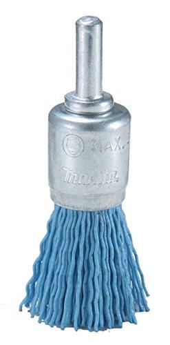 makita-d-45733Bürste Nylon für Finish 30mm Stärke 6mm vastago 0,7mm Körnung 240