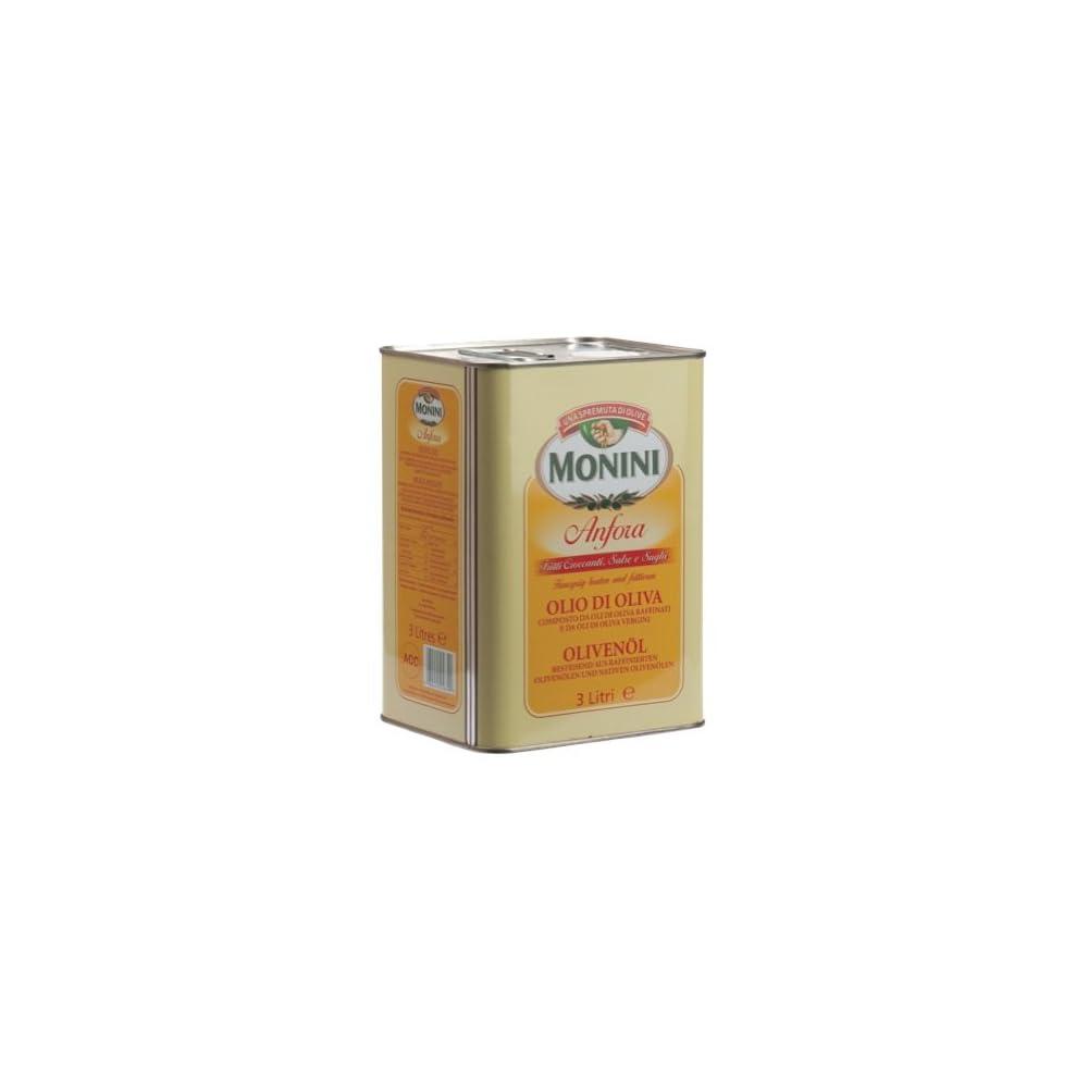 Monini Olivenl Anfora Grn 3l