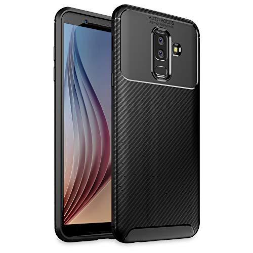 1db1a7acae0 NALIA Funda para Samsung Galaxy A6 Plus, Protectora Carcasa TPU Silicona  Ultra-Fina Bumper