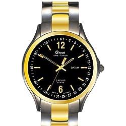 Garde' Uhren aus Ruhla Funkuhr mit Saphirglas Herrenuhr 91-36M Datum