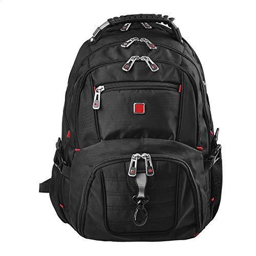 Da Borsa Oxford Viaggio Tessuto Backpack 15 Army Per Swiss Laptop In Knife Ranssm Pollici P80kXwnO