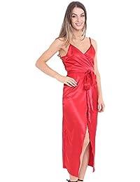 7 Fashion Road Damen Wickel Kleid