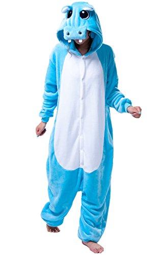 KiKa Monkey Tier Onesie Erwachsener Kostüme Cosplay Pyjamas (M, ()