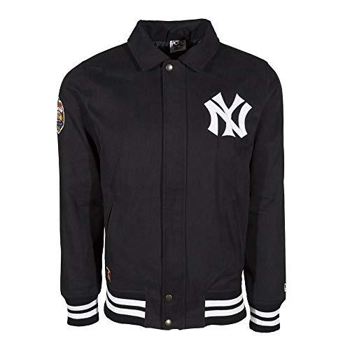 New Era MLB NEW YORK YANKEES Cotton Twill Jacket 7e7508d1b1d9