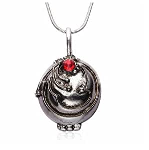 The Vampire Diaries Elenas Eisenkraut Locket Halskette